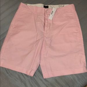 Jcrew Men Oxford Shorts - 9""